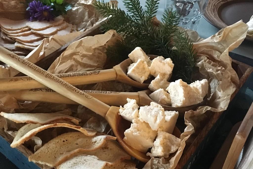 Дегустация сыров в Ярославне